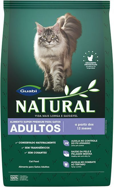 Корм Guabi Natural