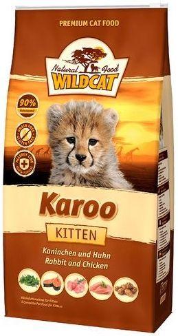 Корм WILCAT Karoo Kitten