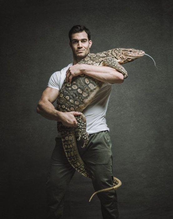 Любимые экзотические животные