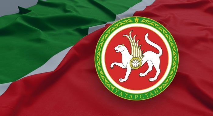 Государственный герб Татарстана