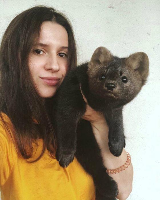 Юмора и ее спасительница