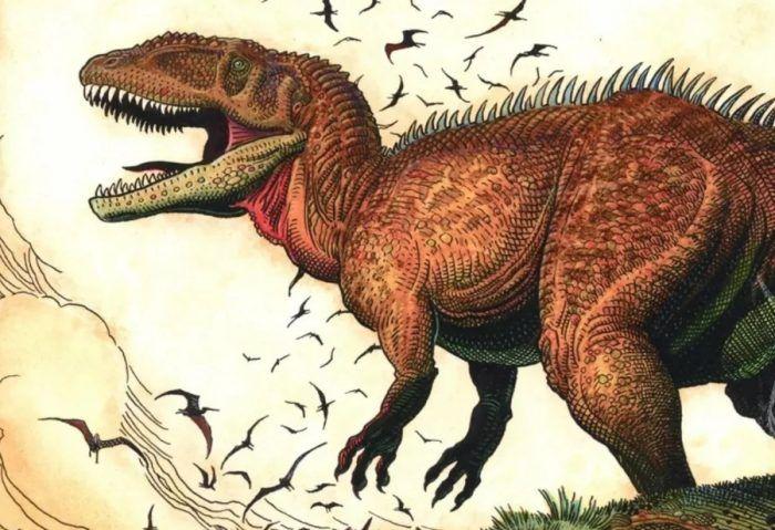 Картинка Кархародонтозавра