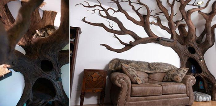 Дерево для кошек